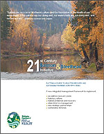 21st Century Salmon and Steelhead Initiative Brochure