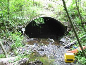 Measuring Culvert