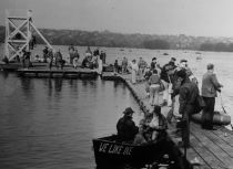 Opening Day Green Lake 1952