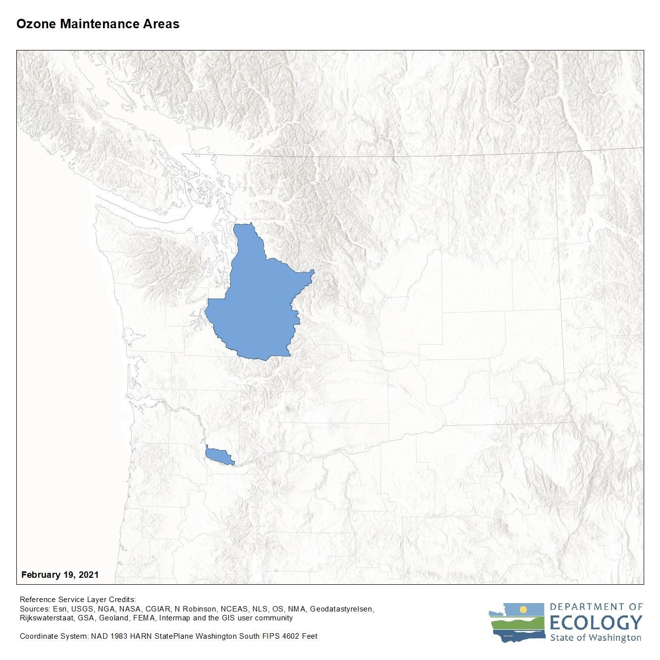 Data - Washington State Department of Ecology